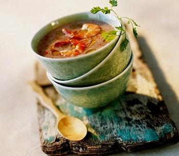 рецепт вкусного супа с морепродуктами