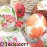 Яйца в стиле декупаж (Марнова Елена)