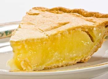 Пирог с лимонной начинкой - вкусный рецепт с пошаговым фото 27