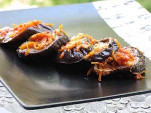 рецепт маринованных баклажанов