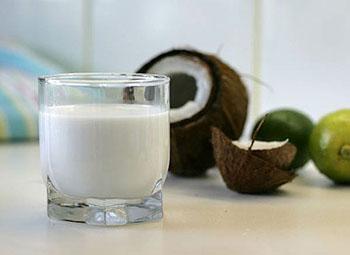 кокосовый коктейль для детей