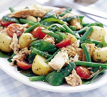 салат итальянский рецепт из блинов и