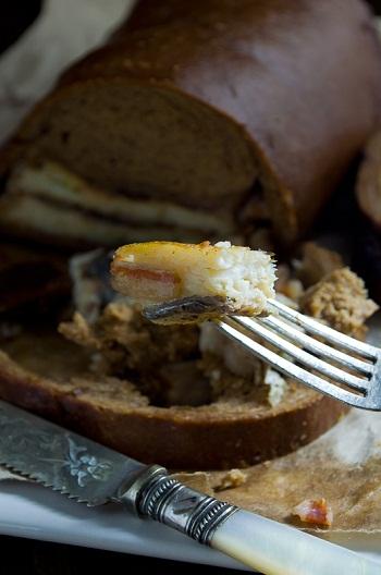 пироги с рыбой в духовке рецепты с фото #12