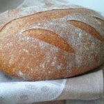 Рецепт домашнего хлеба на закваске
