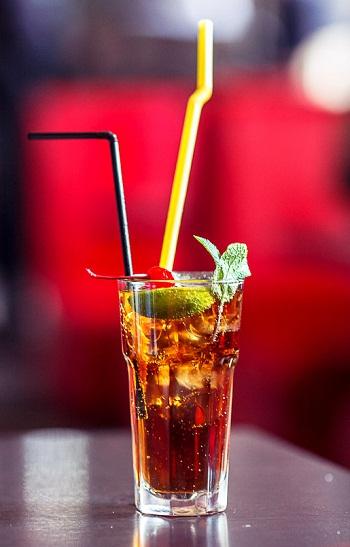 рецепт освежающего безалкогольного коктейля