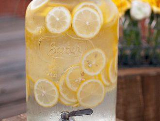 Лимон коньяк для похудения