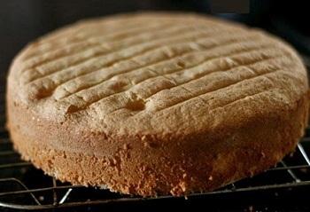 """Тесто бисквитное """"Розовая мечта"""" за 5 минут – кулинарный рецепт"""