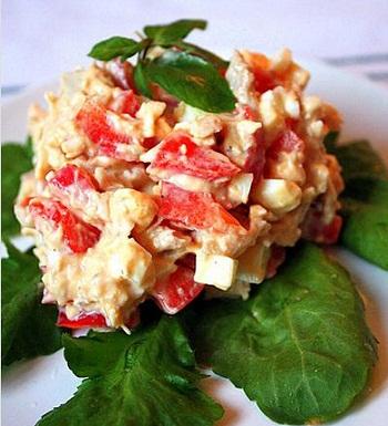 салат венгерский рецепт с фото