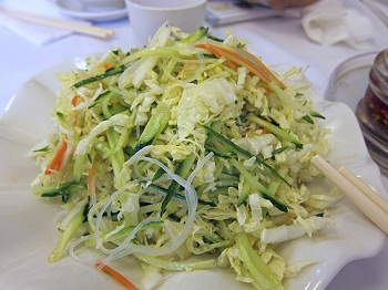 пекинский салат рецепт
