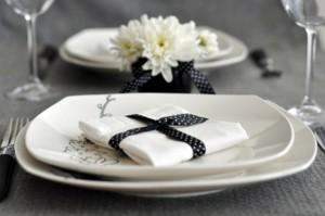 Черно-белая романтика