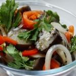 Быстрый рецепт маринованных баклажанов: рецепт с пошаговым фото