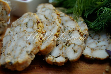 "Куриные колбаски ""Без мороки"" – кулинарный рецепт"