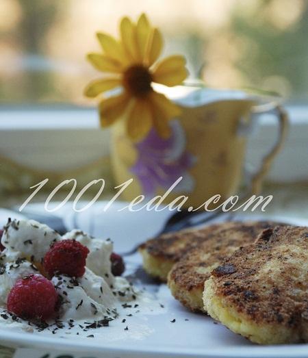сырники с манкой и изюмом рецепт с фото пошагово