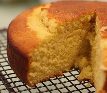Рецепт кекса с апельсинами