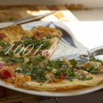 Яичница миш-маш: рецепт с пошаговым фото