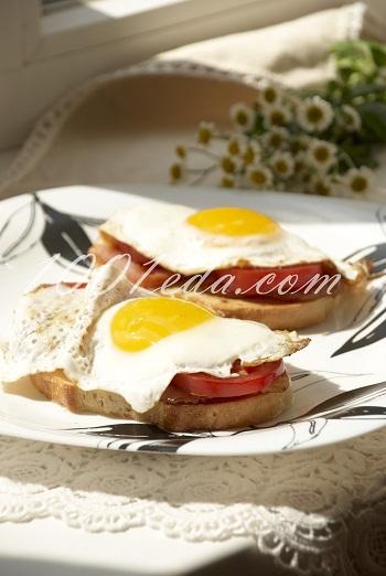 Ирландский завтрак для двоих рецепт с