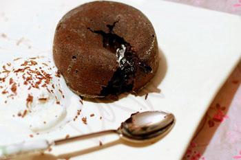 фондан шоколадный рецепт