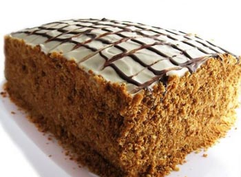 Рецепт медовика со сгущенкой торты