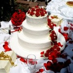 Свадебный торт – старинная свадебная традиция