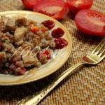 Гречневая каша с куриным мясом за 40 минут: рецепт с пошаговым фото