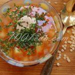 Томатный суп для детей: рецепт с пошаговым фото