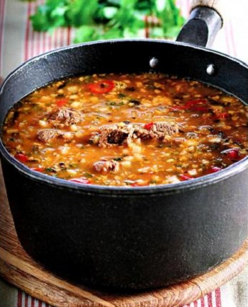 харчо грузинский рецепт классический пошаговый рецепт с фото