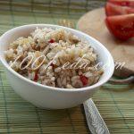 Рис с фаршем и кабачком: рецепт с пошаговым фото