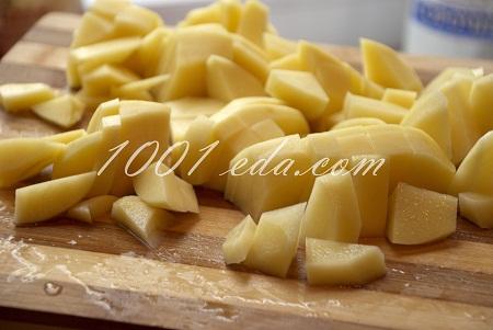 рецепт супа с сырными шариками с фото пошагово