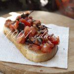 Брускетта с базиликом: рецепт с пошаговым фото
