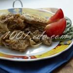 Запеченные баклажаны с фетой в сливках: рецепт с пошаговым фото
