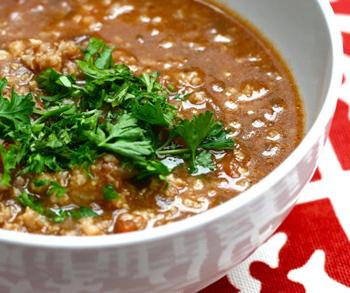 рецепты супа харчо без мяса