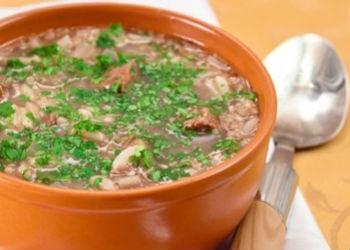 Рецепт вкусного супа с курятиной