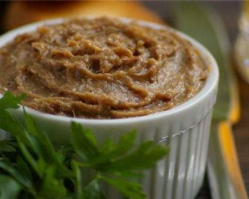 рецепт пасты из баклажанов