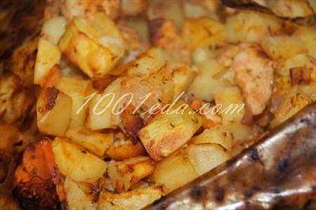 Рецепты приготовления гуся в духовке с яблоками