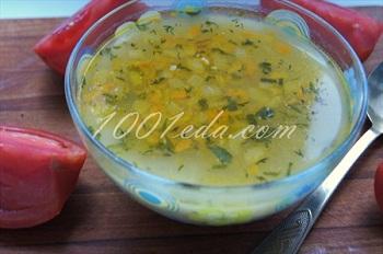 Суп чечевично-гороховый с кокосовым молоком, пошаговый рецепт с фото