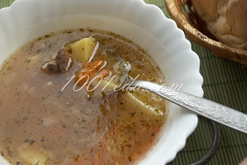 Рассольник с рисом - пошаговый рецепт с фото