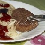 Сочные куриные котлеты с овощами: рецепт с пошаговым фото