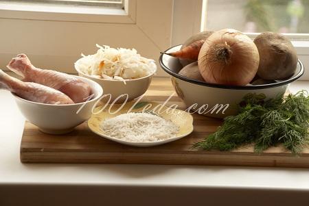 Штрудель с квашеной капустой, пошаговый рецепт с фото