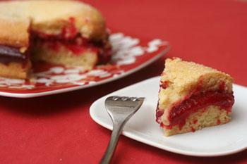 Как приготовить пирог повидлянка