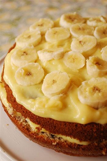 банановый манник рецепт