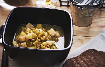 рецепт супа с горошком