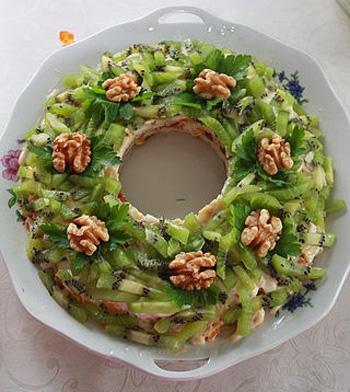 """Салат """"На каждый день"""" – кулинарный рецепт"""