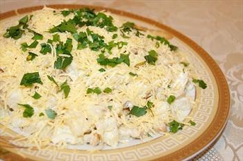 Салат с ананасом и куриным мясом: рецепт с пошаговым фото