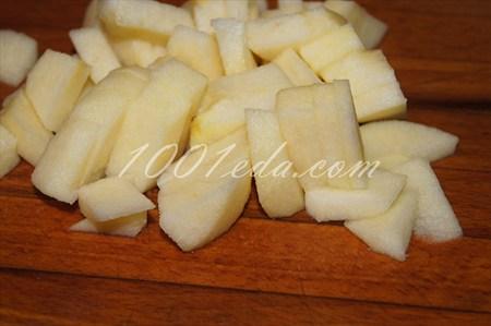 Утка, фаршированная апельсинами и травами, пошаговый рецепт с фото