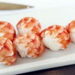 Холодная закуска Суши «Креветочный шарик»