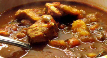 Рецепт гуляш из баранины
