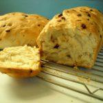 Рецепт лукового хлеба для хлебопечки