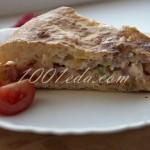 Лаваш с начинкой к завтраку: рецепт с пошаговым фото