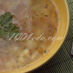 Суп с колбасой: рецепт с пошаговым фото