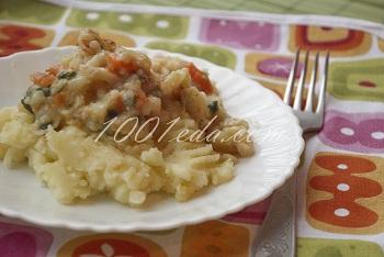Филе минтая, тушенное с овощами: с пошаговым фото /></a> </div>  </div><br /> <div style=